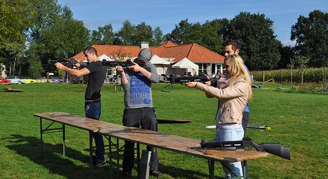 Kruisboogschieten - schietprogramma