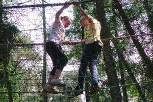 Paintball en Survival voor scholen