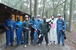 Paintball omgeving eindhoven