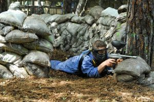 Paintball en Survival