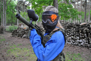 paintball voor dames